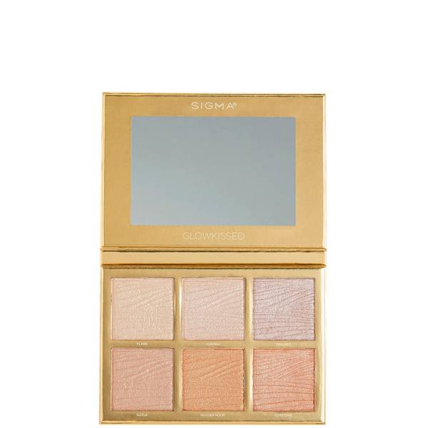 Sigma Glow Kissed Highlighter Palette 28.2g