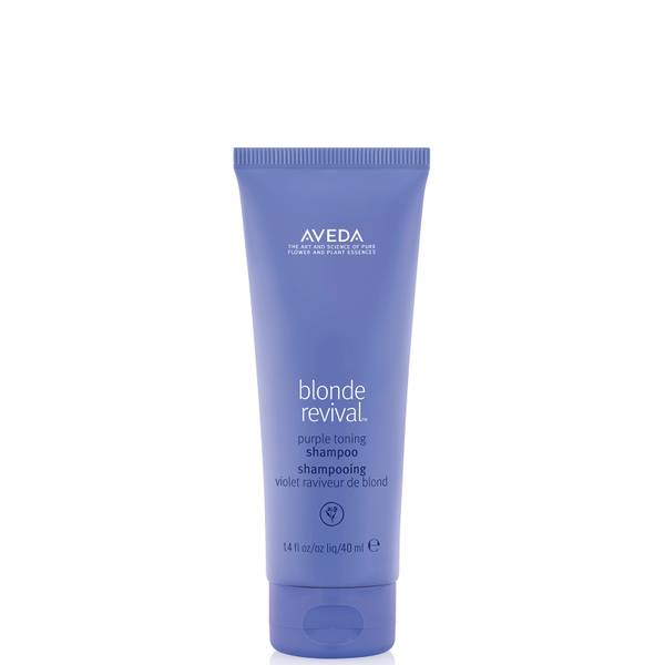 Aveda金发复兴紫色调和洗发水40ml