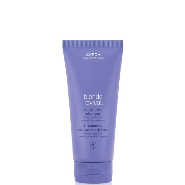 Aveda Blonde Revival Purple Toning Shampoo 200ml