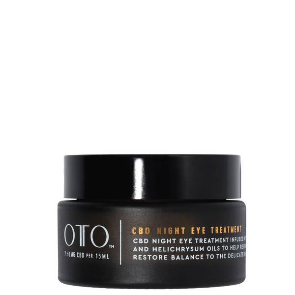 OTO 750mg CBD Night Eye Treatment 15ml