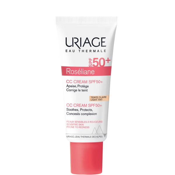 Uriage Roséliane Anti-Redness CC Cream SPF50+ 40ml