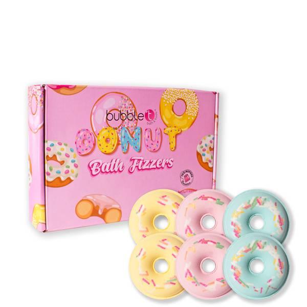 Bubble T Donut Bath Bomb Fizzers Gift Set