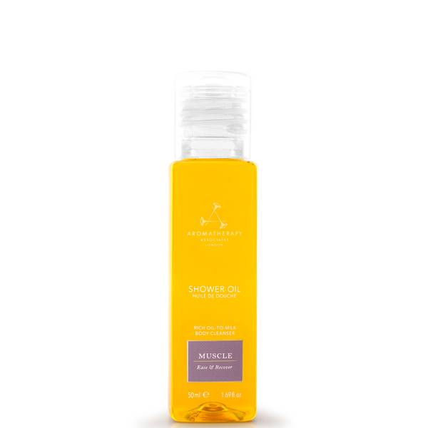 Aromatherapy Associates Muscle Shower Oil 50ml