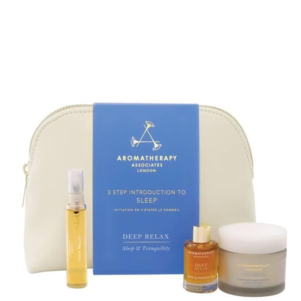 Aromatherapy Associates 3 Step Introduction to Sleep Set