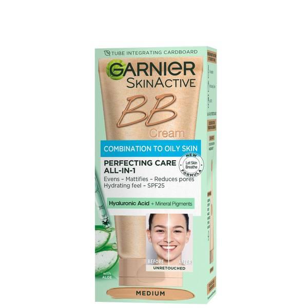 Garnier BB Cream Oil Free Tinted Moisturiser (Various Shades)