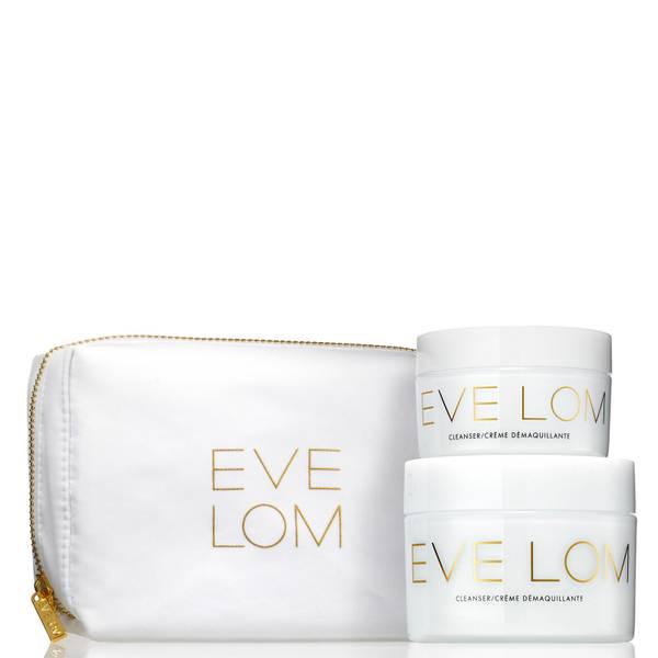 Eve Lom 卸妆膏与洁面巾套装 (价值¥1260)