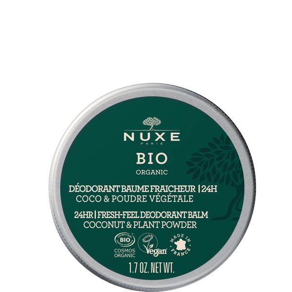 NUXE 24H Fresh-Feel Deodorant Balm 50g