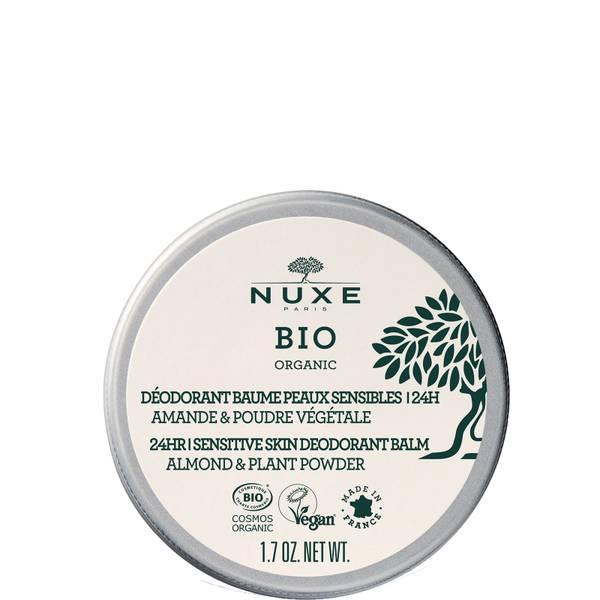 NUXE 24H Sensitive Skin Deodorant Balm 50g