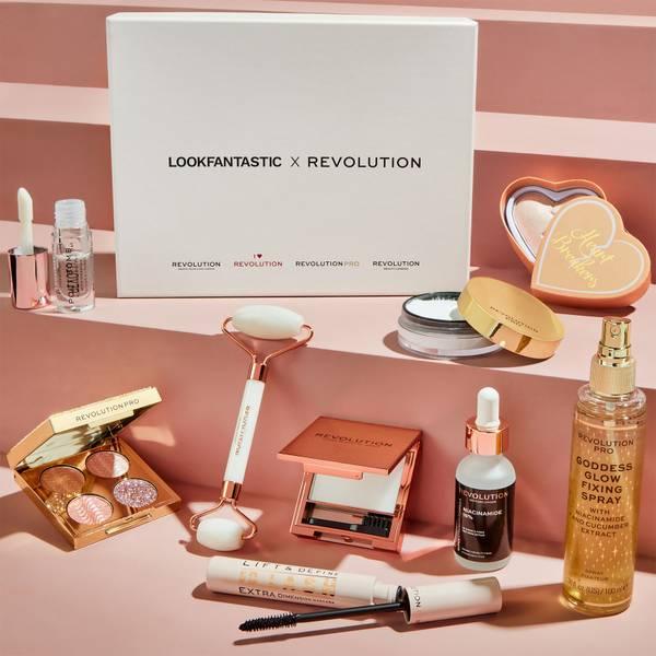 LOOKFANTASTIC X Revolution Skincare 联名限量版美妆礼盒 (价值超过¥690)
