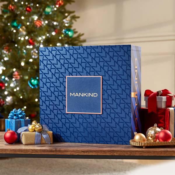 2021 LOOKFANTSTIC x Mankind 男士圣诞礼盒(价值超¥3900)