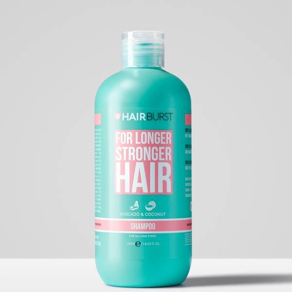 Hairburst Shampoo for Longer Stronger Hair 350ml