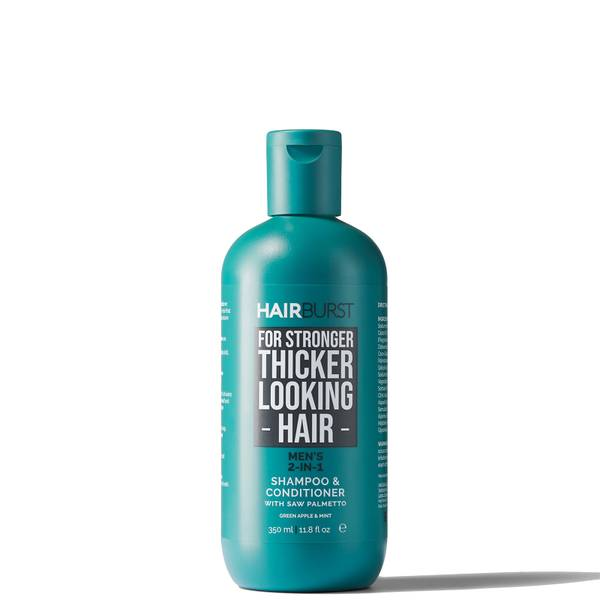 Hairburst Men's 2-in-1 Shampoo and Conditioner 350ml