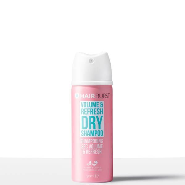 Hairburst Mini Volume and Refresh Dry Shampoo 50ml