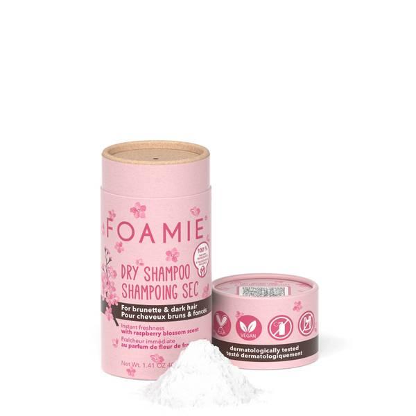 FOAMIE Dry Shampoo Berry Brunette for Brunette Hair 40g