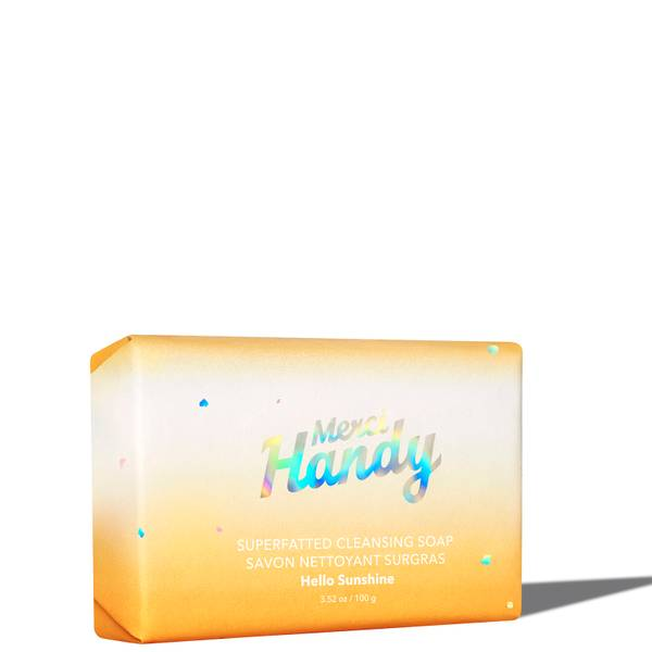 Merci Handy Superfatted Cleansing Soap - Hello Sunshine