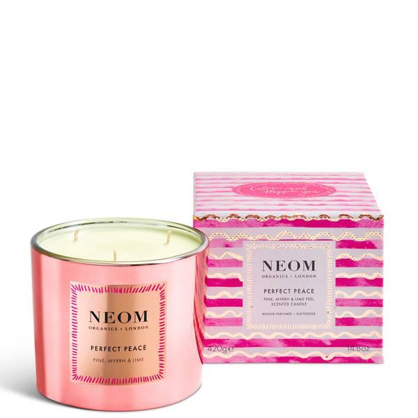 NEOM完美和平3芯蜡烛