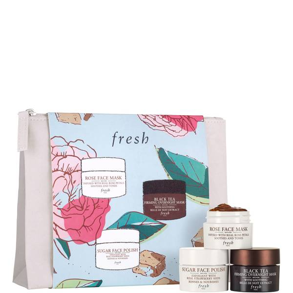 Fresh Smooth, Soothe and Sleep Mask Gift Set