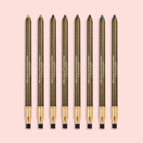 Revolution Pro Visionary Gel Eyeliner Pencil (各种颜色)