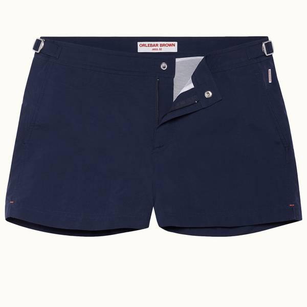 Springer 系列最短款游泳短裤 - 海军蓝