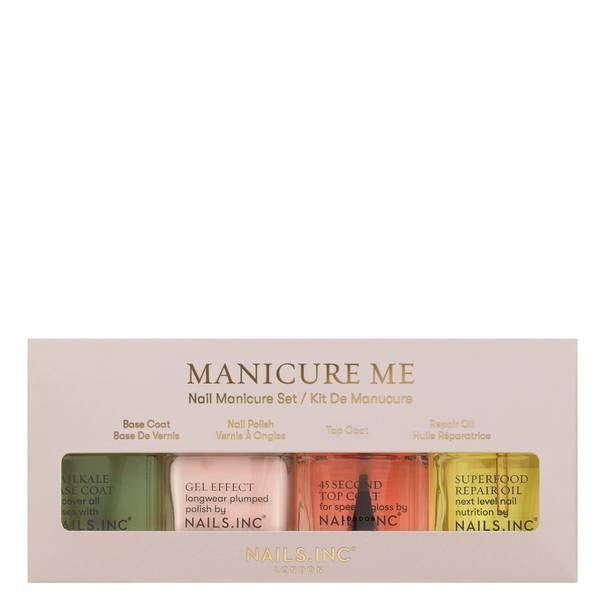 nails inc. Manicure Me Quad