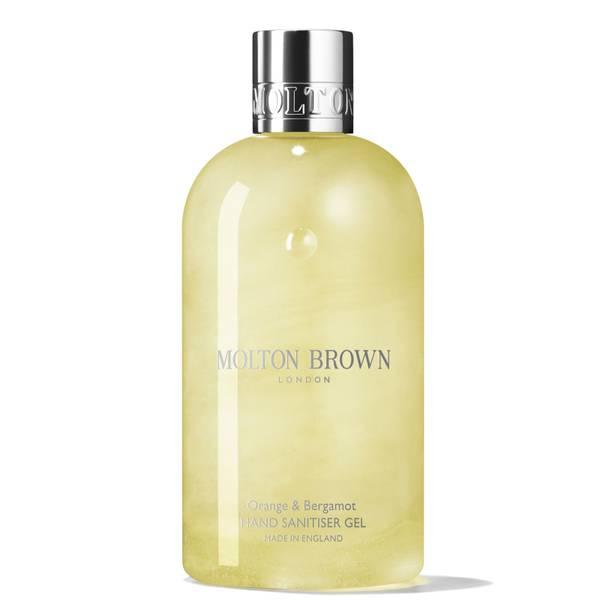 Molton Brown Orange & Bergamot Hand Sanitiser Gel 295ml