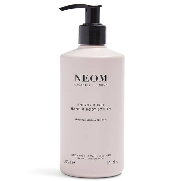 NEOM Energy Burst Hand & Body Lotion 300ml