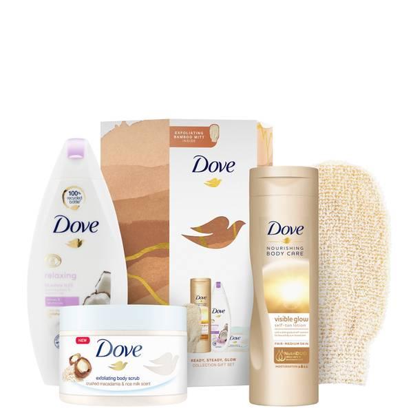 Dove Ready Steady Glow Collection礼品套装