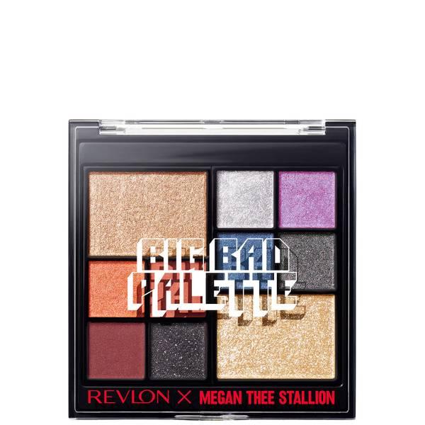Revlon x Megan Thee Stallion Big Bad Palette Exclusive