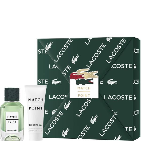 Lacoste Match Point For Him Eau De Toilette 50ml Gift Set