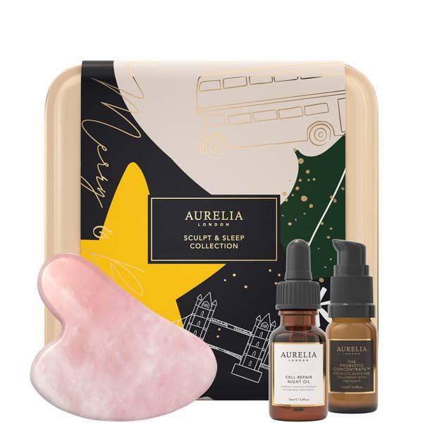 Aurelia London 精雕细琢晚间护理套装