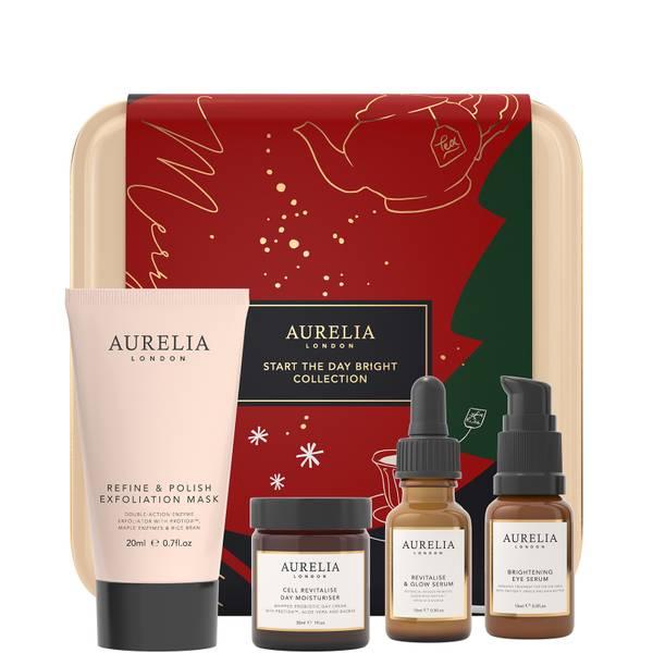 Aurelia London 朝气蓬勃护肤套装