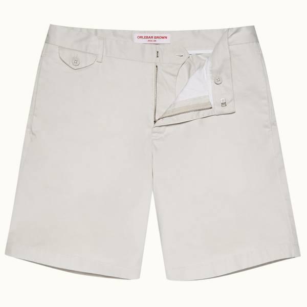 Norwich Camoin 系列定制款棉质短裤 - 浅灰色