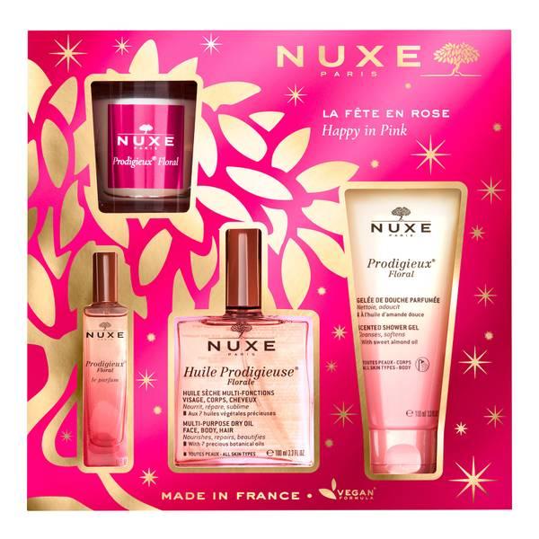NUXE Prodigieuse花漾幸福粉红®礼品套装
