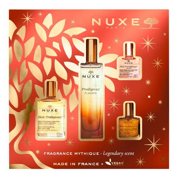 NUXE Prodigieux Le Parfum The Legendary Scent礼品套装