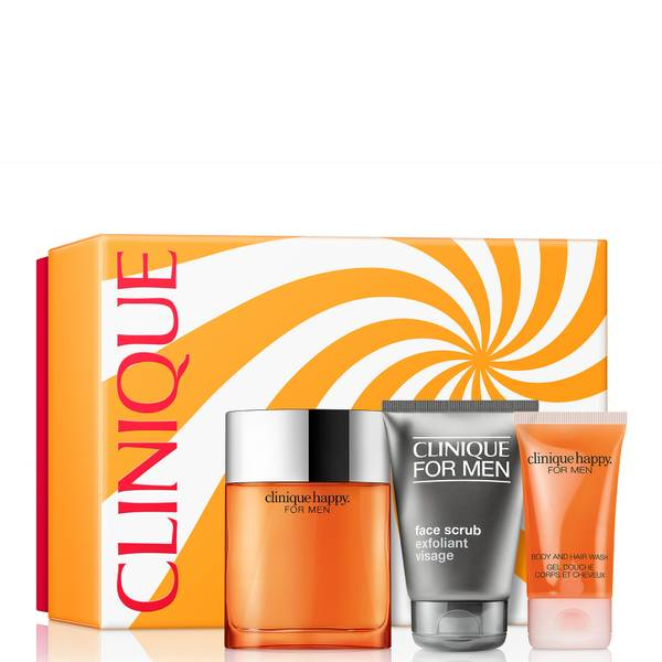 Clinique Happy for Him套装(价值82.00英镑
