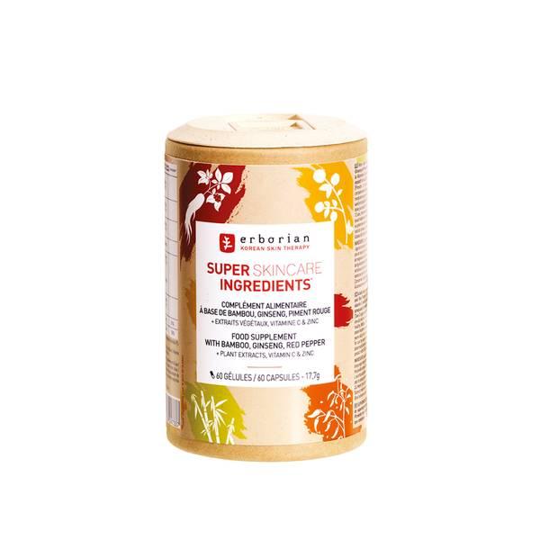 Erborian Super Skincare Ingredients - 60 Capsules (Exclusive)
