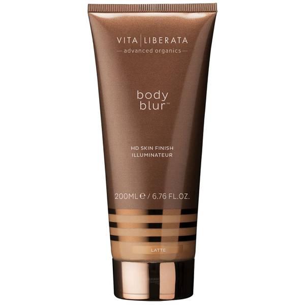 Vita Liberata Body Blur Instant HD Skin Finish – Medium Latte Supersize 200ml