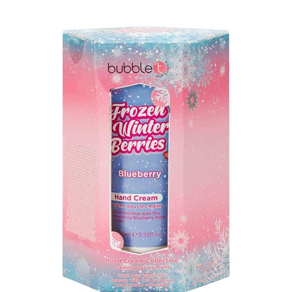 Bubble T Cosmetics 冰冻冬日浆果护手霜三重奏