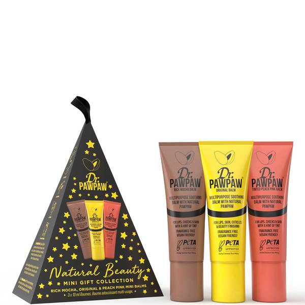 Dr. PAWPAW Christmas Mini Natural Beauty Gift Collection