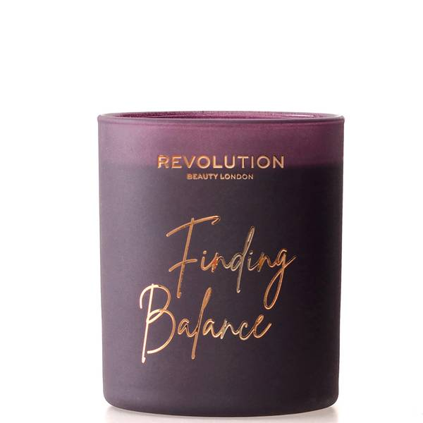 Revolution Home Finding Balance Scented Candle 10g
