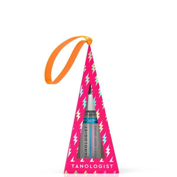 Tanologist Drop and Glow Bauble - Medium