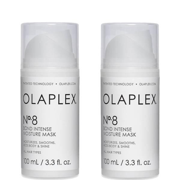 Olaplex No.8 Bond 强力保湿面膜组合