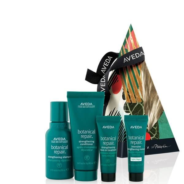 阿维达植物修复强化洗发水和护发素