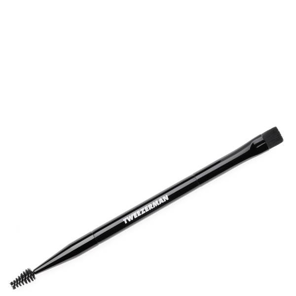 Tweezerman Dual Flat Brow Brush