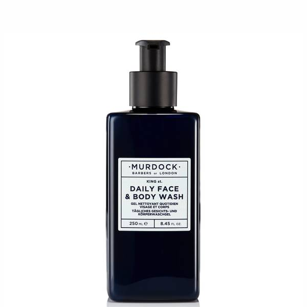 Murdock London Daily Face and Body Wash 250ml