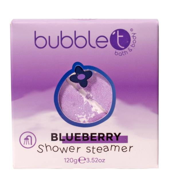 Bubble T Shower Steamer - Blueberry