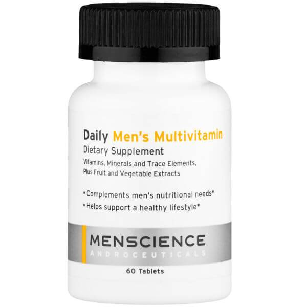 Menscience 男士日用复合维生素片 (60 片)