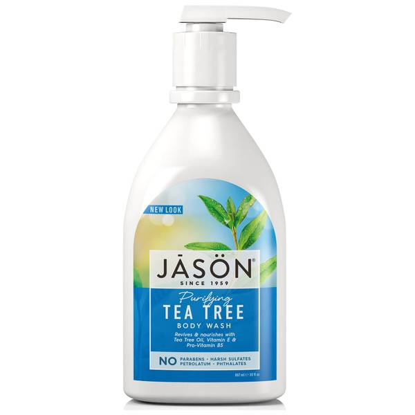 JASON 杰森茶树沐浴露 (900ml)