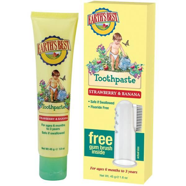 JASON 杰森地球最佳幼儿牙膏 (50G)