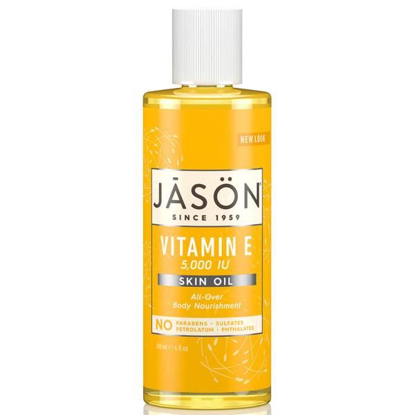 JASON 杰森 5000Iu 维他命 E 营养油 (118ml)